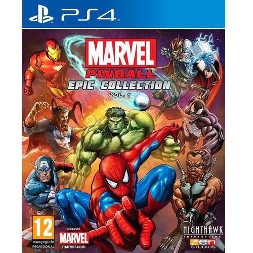 OKAZJA - Marvel Pinball (PS4)