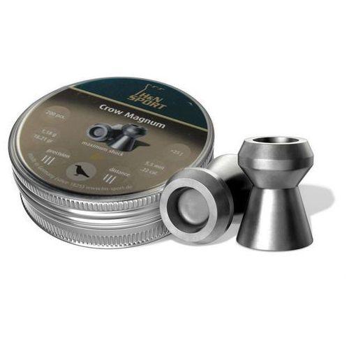 Śrut diabolo h&n crow magnum 5.5mm 200szt (92225500003) marki H&n sport