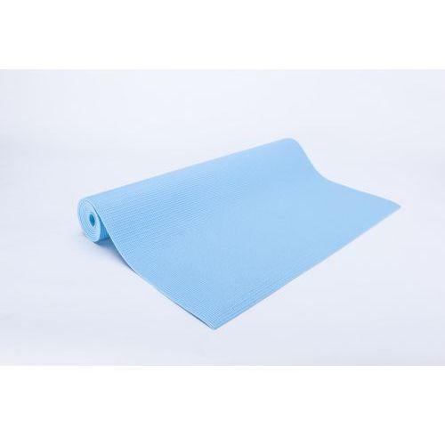 Fitjoga Mata do jogi, niebieska 3mm.