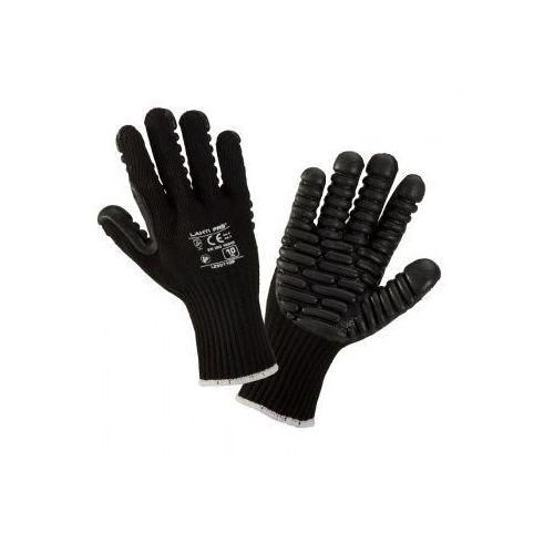 OKAZJA - Rękawice antywibracyjne czarne wyprodukowany przez Lahtipro