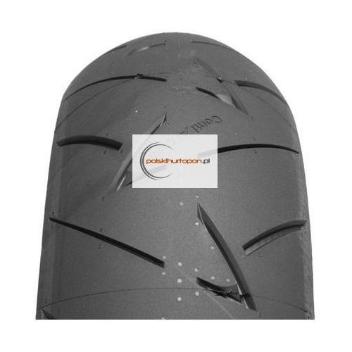 Continental CONTIROADATTACK 2 Motocyklowe Sporttourer 180/55 R17 73W - DOSTAWA GRATIS! (4019238434965)