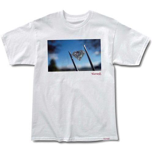 koszulka DIAMOND - Diamond Sky White (WHT)