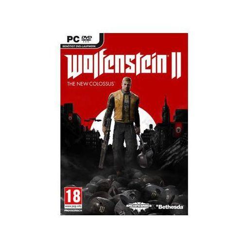 Wolfenstein ii the new colossus marki Cenega