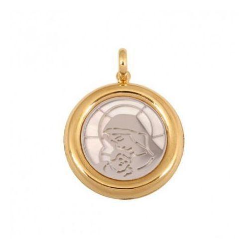 Rodium Zawieszka złota pr. 585 - 44894 (5900025448946). Najniższe ceny, najlepsze promocje w sklepach, opinie.