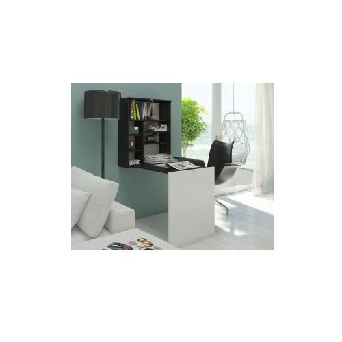 Biurko Smart- czarny mat/ biały mat (5903018210292)