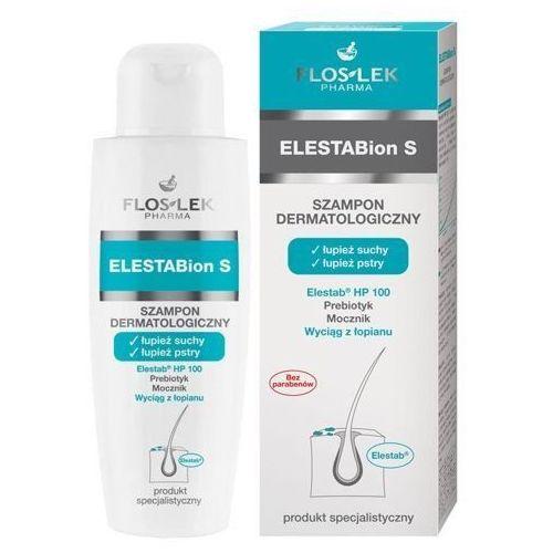 elestabion s szampon dermatologiczny - łupież suchy i pstry 150ml marki Floslek
