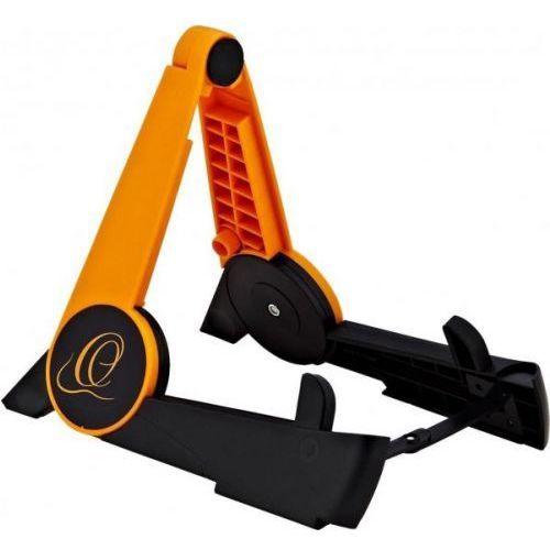 opus-1orbk orange/black statyw do ukulele marki Ortega