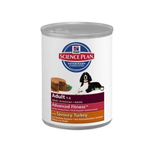 canine adult turkey - puszka 12x370g marki Hill's