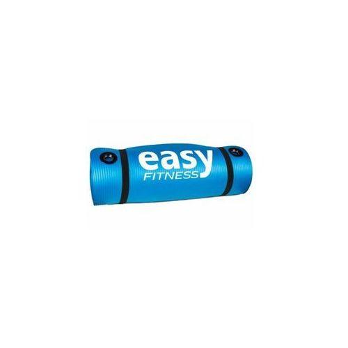 mata treningowa nbr- niebieski - niebieski marki Easy fitness