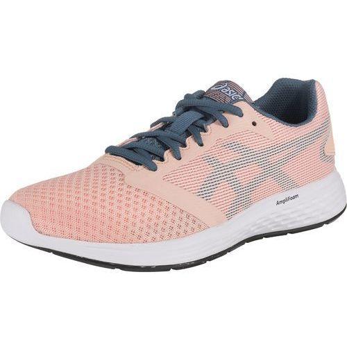 Asics buty do biegania 'patriot 10' gołąbkowo niebieski / różowy pudrowy / biały