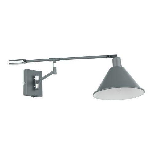 Kinkiet trinity mb-402721-it gr lampa oprawa ścienna 1x60w e14 grafit marki Italux