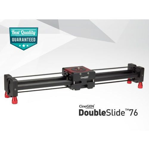 Slider doubleslide™ 76 marki Cinegen