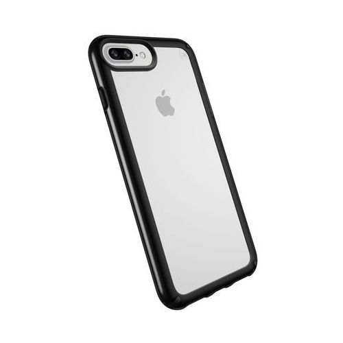 SPECK PRESIDIO SHOW ETUI OBUDOWA IPHONE 8 PLUS / 7 PLUS / 6S PLUS / 6 PLUS (CLEAR/BLACK)