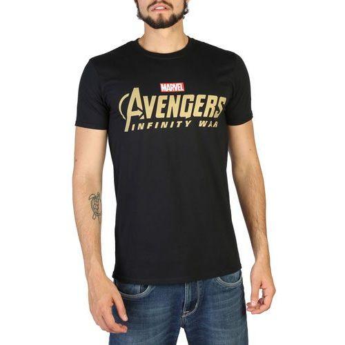 T-shirt koszulka męska MARVEL - RBMTS250-39, kolor czarny