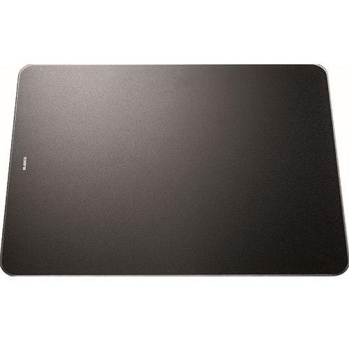 Deska kuchenna do krojenia 367x460mm szkło hartowane czarne (223078) marki Blanco