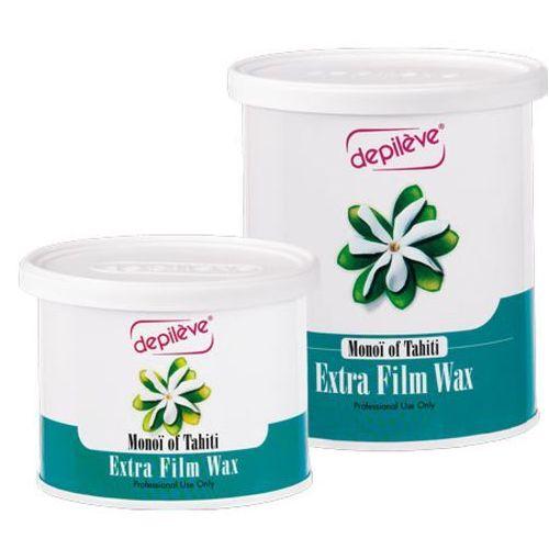 Depileve monoi of tahiti extra film wax wosk do depilacji bezpaskowej (800 g.)