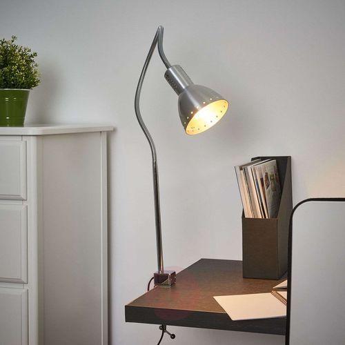 Honsel Pittsburgh lampa stołowa Chrom, Aluminium, 1-punktowy