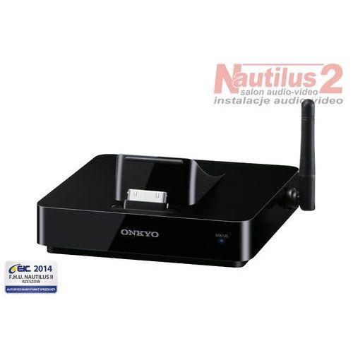 Onkyo DS-A5 -Stacja dokująca do iPod'a/iPhone'a - Dostawa 0zł! (stacja dokująca i głośnik przenośny)
