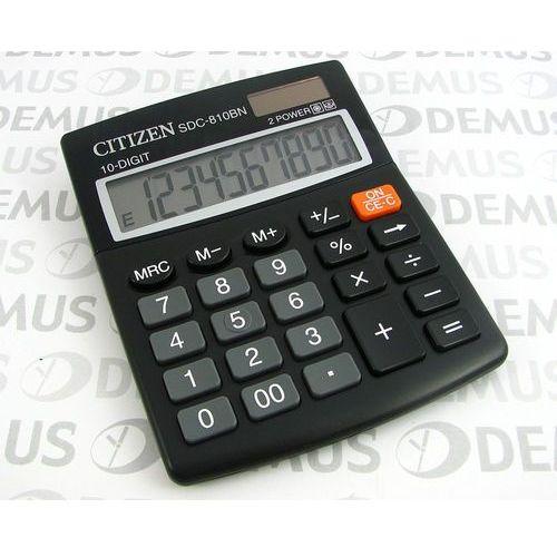 Citizen Kalkulator sdc-810bn (4562195133315)