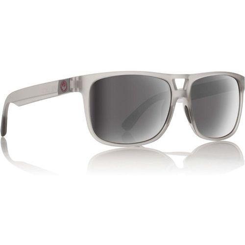 Dragon Okulary słoneczne - roadblock matte smoke-silver (065) rozmiar: os