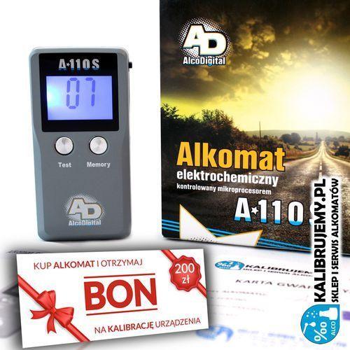 Alcodigital Alkomat  a-110s pakiet firma plus bon 200 zł na kalibrację
