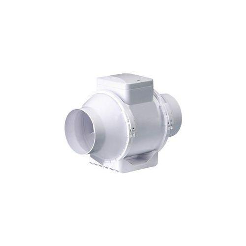 Wentylator kanałowy 125mm o przepływie mieszanym tt125 marki Vents group sp.z o.o.