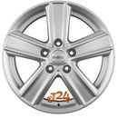 Felga aluminiowa th 17 7,5 5x118 - kup dziś, zapłać za 30 dni marki Dezent