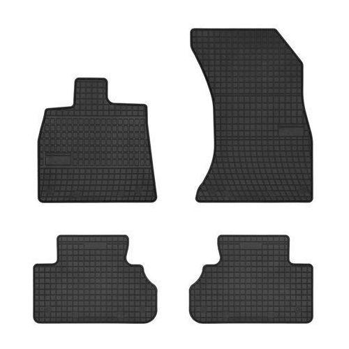 Frogum Dywaniki samochodowe gumowe czarne audi q5 od 2017 (5902643401754)