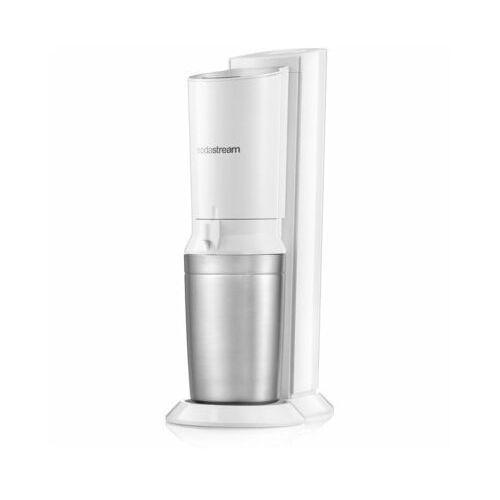 Ekspres do napojów crystal biały marki Sodastream