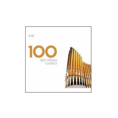 Różni Wykonawcy - 100 BEST ORGAN CLASSICS - Zakupy powyżej 60zł dostarczamy gratis, szczegóły w sklepie, 4332452