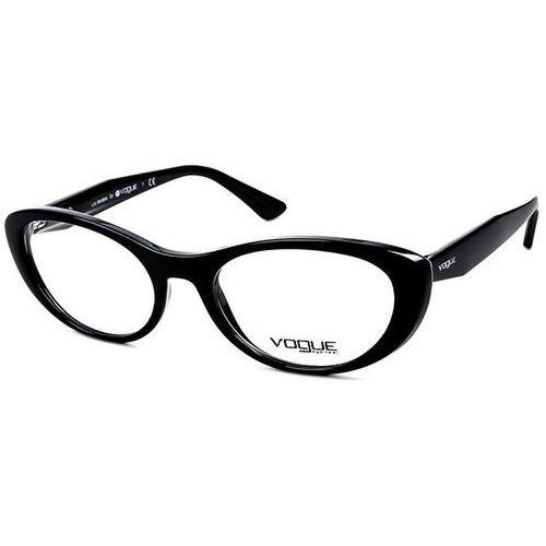 Vogue eyewear Okulary korekcyjne  vo2989 texture w44