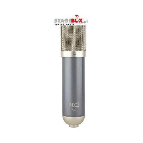 Mxl 880 - mikrofon pojemnościowy