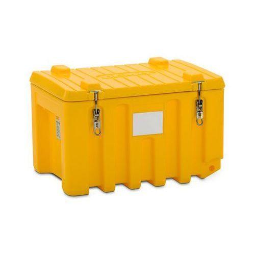 Pojemnik uniwersalny z polietylenu,poj. 150 l, nośność 100 kg marki Cemo