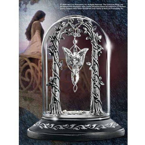 Stojak na wisiorek Arweny - Lord of the Rings Display for the Evenstar Pendant (NN9551), NN9551