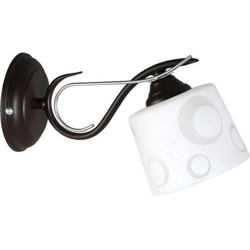 Kinkiet Wersal 273/K WEN - Lampex - Sprawdź kupon rabatowy w koszyku, 273/K WEN