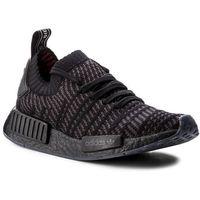 Buty adidas - Nmd_R1 Stlt Pk CQ2391 Core Black/Utility Black/Solar Pink, kolor czarny