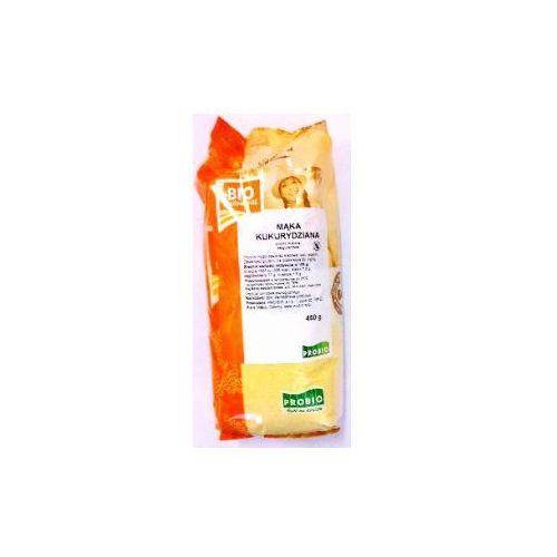 Bio harmonie Bezglutenowa mąka kukurydziana bio 450g (8594008913834)