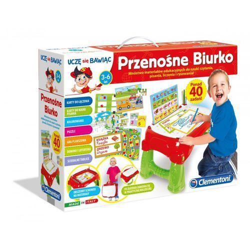 Stolik Edukacyjny Mówiące Pióro - Clementoni. DARMOWA DOSTAWA DO KIOSKU RUCHU OD 24,99ZŁ (8005125604715)