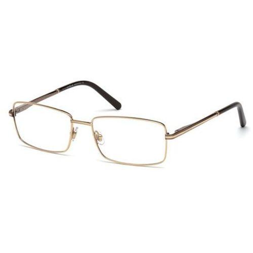 Okulary korekcyjne  mb0578 048 marki Mont blanc