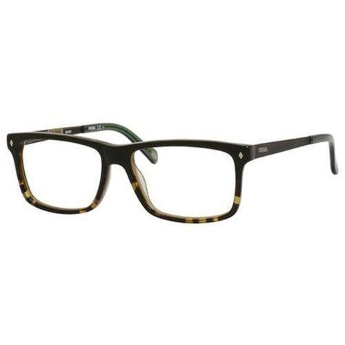 Fossil Okulary korekcyjne  fos 6033 uhi