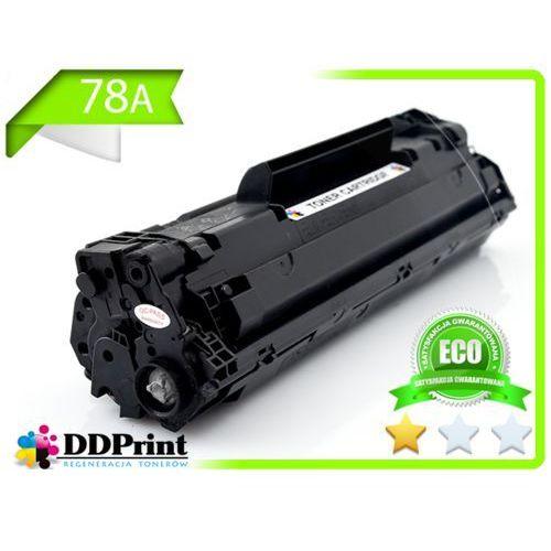 Toner 78a - ce278a - do hp laserjet 1536dnf, p1566, p1606dn - eco 2k - zamiennik marki Dd-print