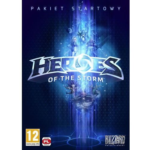 Heroes of the Storm z kategorii [gry PC]