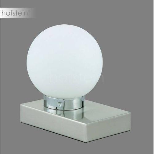 Trio 5900 lampa stołowa nikiel matowy, stal nierdzewna, 1-punktowy - nowoczesny/dworek - obszar wewnętrzny - davi - czas dostawy: od 3-6 dni roboczych (4017807108033)