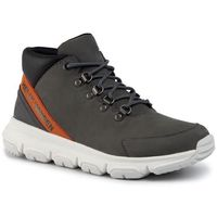 Sneakersy HELLY HANSEN - Fendvard Boot 114-75.964 Charcoal/Burnt Orange/Off White