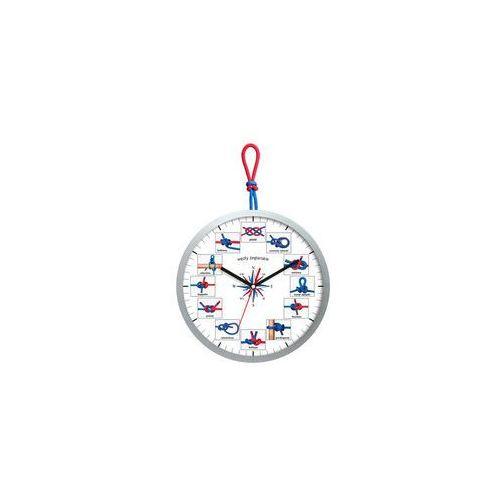 Atrix Zegar ścienny dla żeglarzy węzły żeglarskie