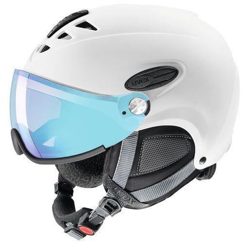 hlmt 300 visor vario biały 55-58 cm 2017-2018 marki Uvex