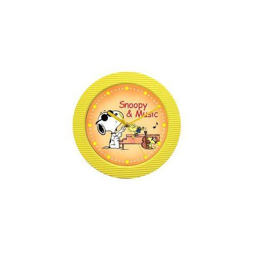 Zegar ścienny kolor Snoopy & music, ATE98105J