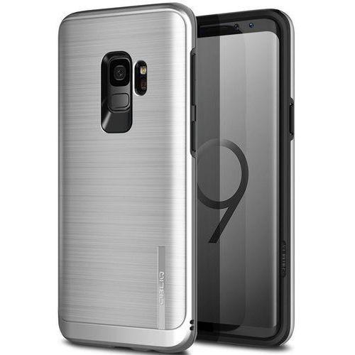 Obliq Slim Meta - Etui Samsung Galaxy S9 (Satin Silver), kolor szary