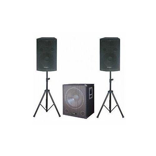 cube1512 aktywny system nagłośnienia marki Ibiza sound