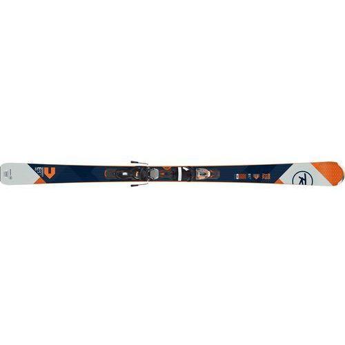 Narty zjazdowe Experience 80 HD Xpress (TEST SKI) 176 Xpress 11 B83 Black Orange